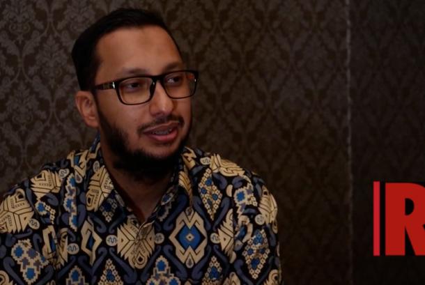 CEO PT Zahir Internasional, Muhammad Ismail Thalib,
