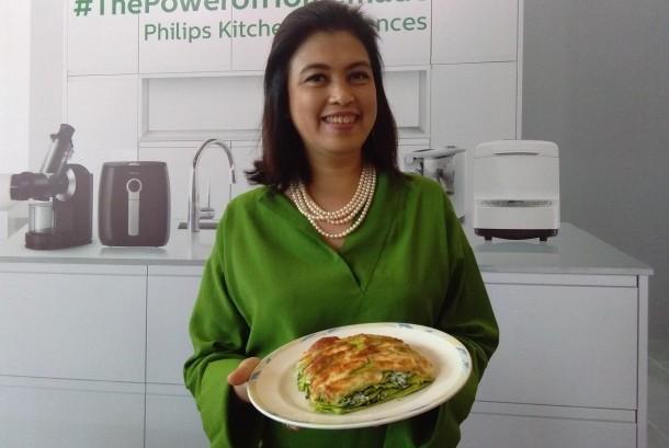 Chef Arimbi Nimpuno.