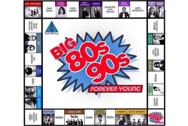 Cover album Big 80s-90s.