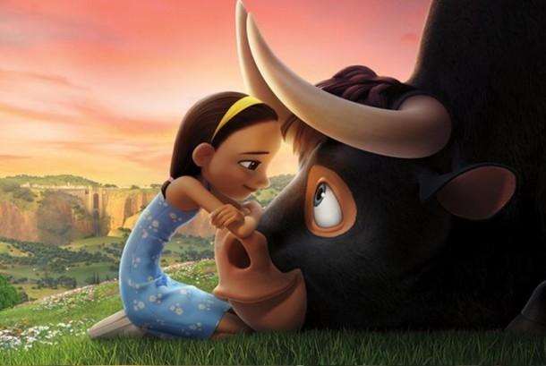 Cuplikan film Ferdinand.