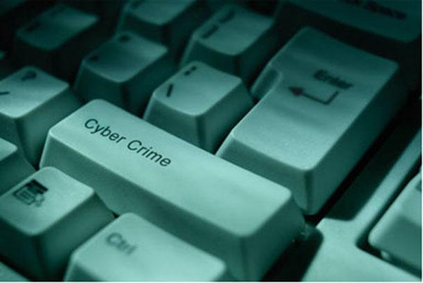 Cyber crime (ilustrasi)