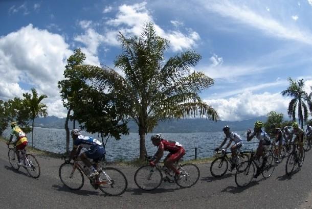 Lake Singkarak, West Sumatra