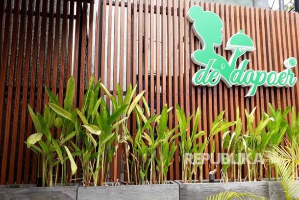 De'dapoer Kuta, a halal certified restaurant in Bali.