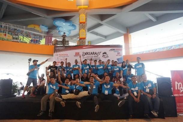 Deklarasi TACI Chapter Bandung Raya