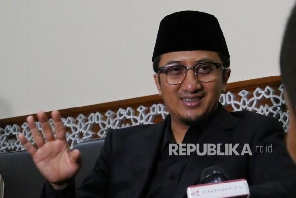 Ustaz Yusuf Mansur . (Republika/Darmawan)