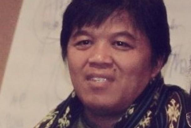 Direktur Kopel Indonesia, Syamsuddin Alimsyah