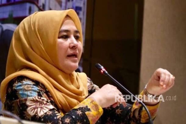 Direktur Layanan Haji Luar Negeri Sri Ilham Lubis