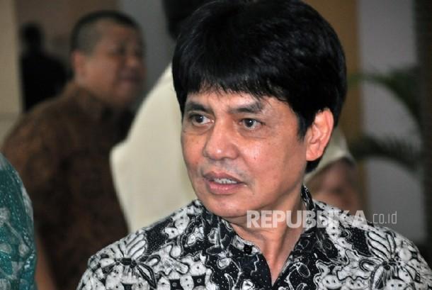 Direktur Utama PT Pupuk Indonesia Aas Asikin Idat