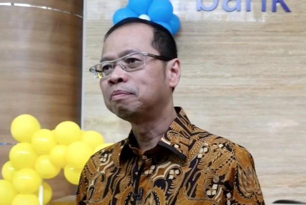 Dirut Bank BJB, Ahmad Irfan
