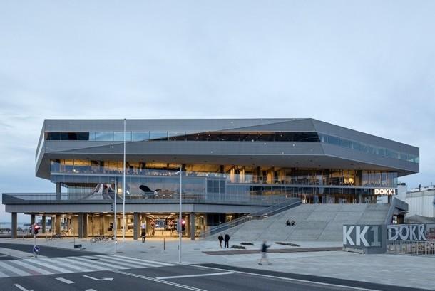 Dokk1 Library, Schmidt Hammer Lassen