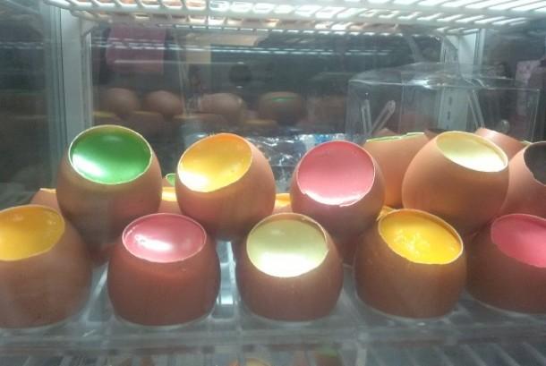 Image result for makanan kemasan Puding Kulit Telur