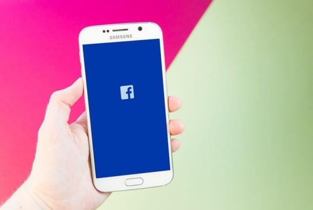 Facebook. Ilustrasi