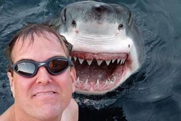 foto selfie konyol dan berbahaya