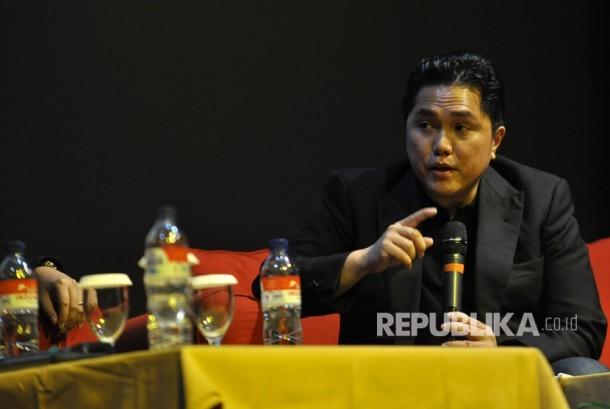Ketua Umum KOI Erick Thohir