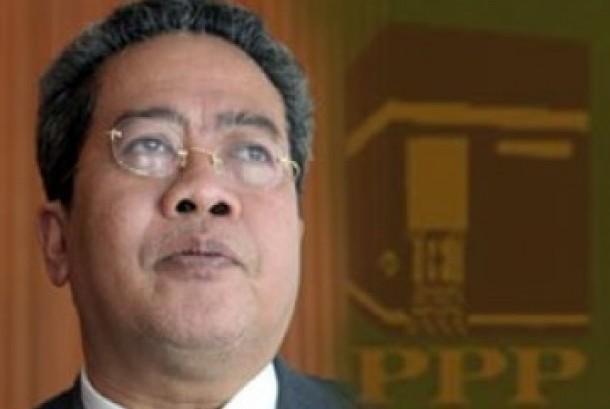 Fungsionaris PPP Lukman Hakiem