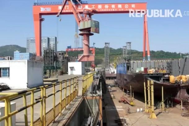 Galangan kapal Xiamen Shipbuilding Industry (XSI) Co Ltd