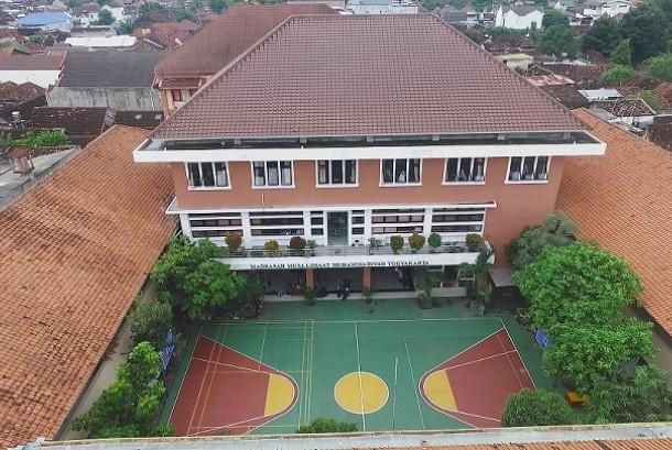 Gedung Induk Muallimaat Yogyakarta.