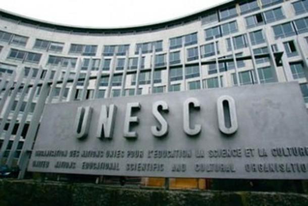 Gedung UNESCO. Ilustrasi