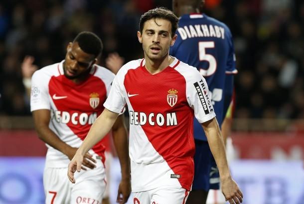 Gelandang muda AS Monaco, Bernardo Silva.