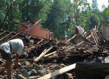 Ternyata Gempa Cilacap Republika Online
