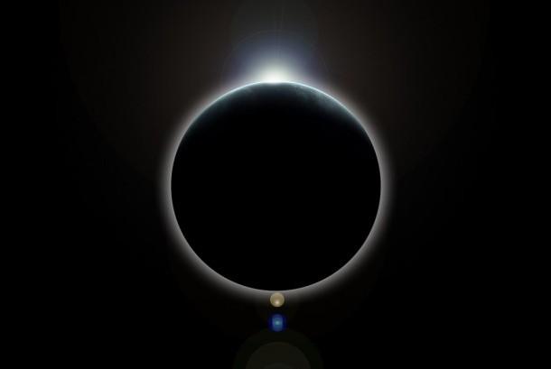 Gerhana matahari total akan terjadi di Indonesia pada 9 Maret 2016.