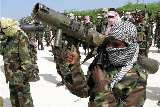 Al-Qaida militants. (Illustration)