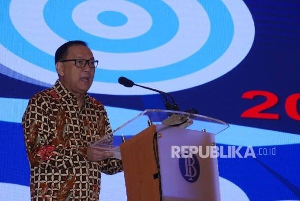 Governor of Bank Indonesia (BI) Agus DW Martowardojo