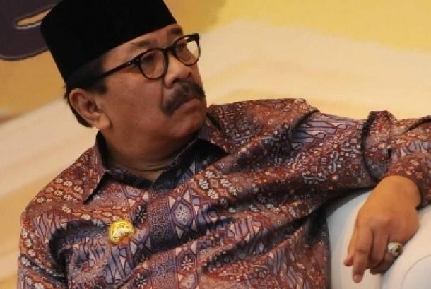 Gubernur Jatim Soekarwo.