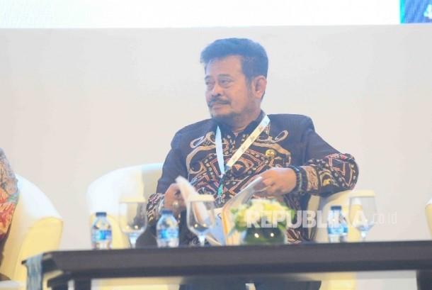 Gubernur Sulawesi Selatan Syahrul Yasin Limpo