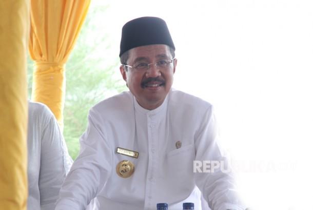 Gubernur Sumut Tengku Erry Nuradi