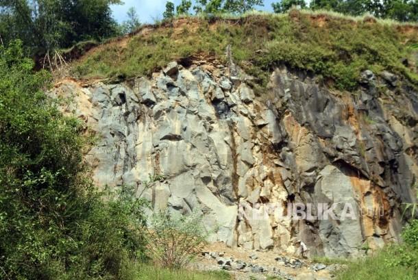 Situs Karangsambung Kebumen akan Dikembangkan Jadi 'Geopark'