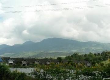 Pendakian Gunung Kaba Ditutup untuk Pemulihan Ekosistem