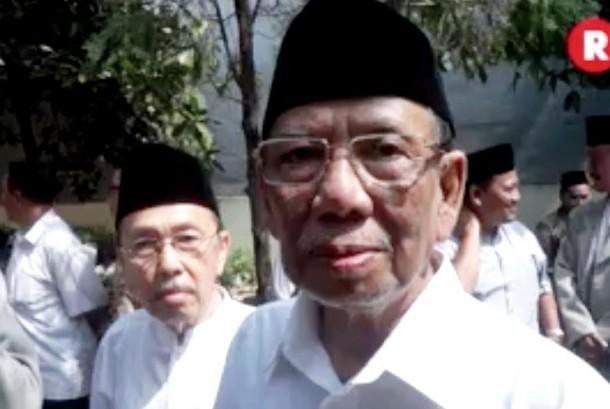 Hasyim Muzadi: Indonesia Jangan Jadi 'Ring Pertempuran' Wahabi Saudi dan Syiah Iran