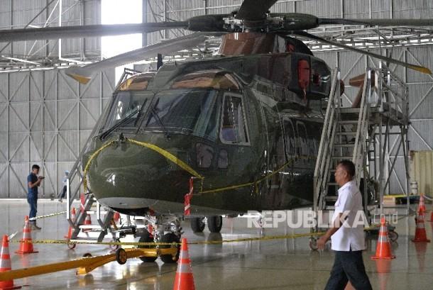Helikopter Agusta Westland (AW) 101