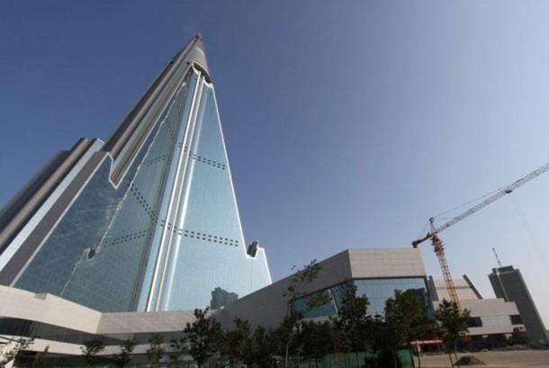 Hotel of Doom Korea Utara