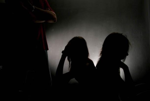 Human trafficking (ilustrasi).