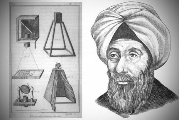 Ibnu Haitham (ilustrasi).