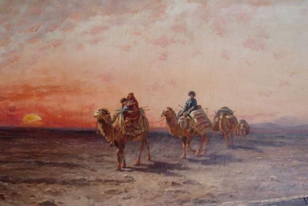 Ikrimah dikenal sebagai pemuda Quraisy yang gagah berani dan seorang penunggang kuda yang mahir.
