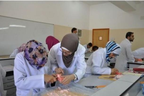 Ilmuwan Palestina dari Universitas Palestina (ilustrasi)