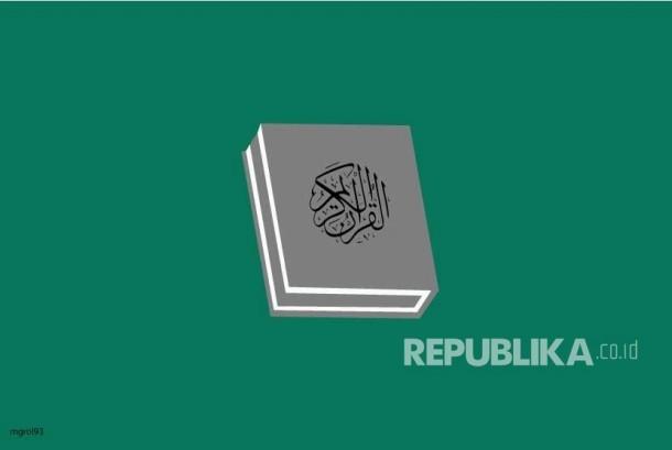Ilustrasi Al-quran