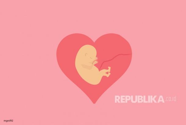 Ilustrasi Embrio