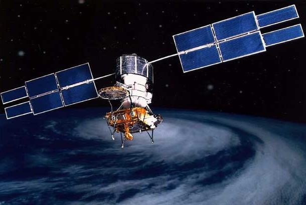 Ilustrasi satelit