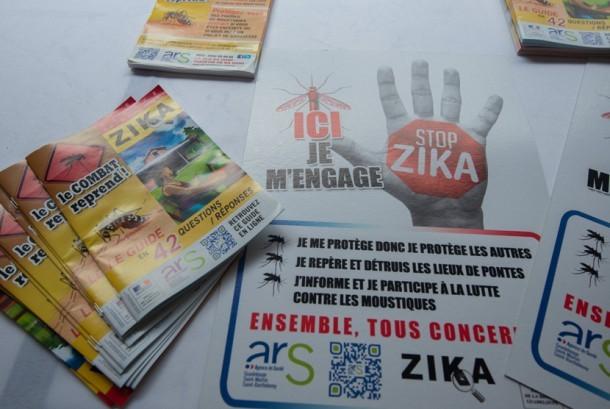 Ilustrasi Virus zika