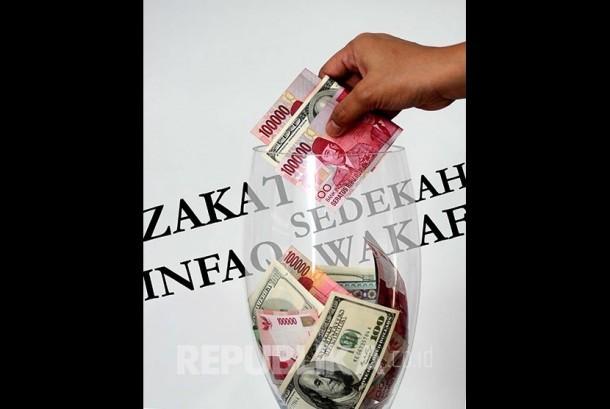 Ilustrasi Zakat