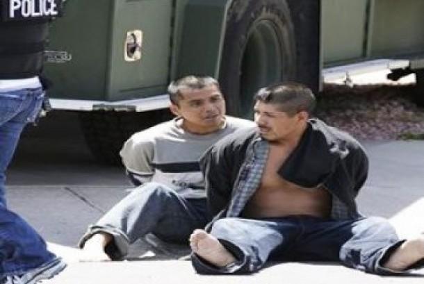 Imigran gelap Meksiko