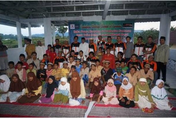 Indonesia APV Club berkunjung ke Yayasan Miftahul Hayat.