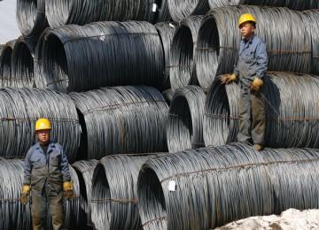 Industri Cina