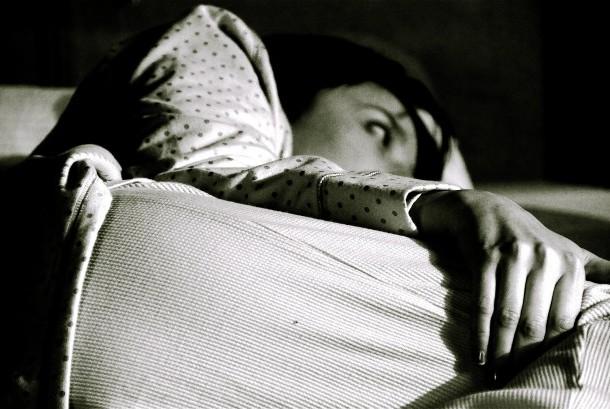 Kurang tidur (ilustrasi).