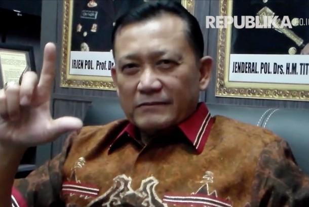 Inspektur Jenderal Ike Edwin