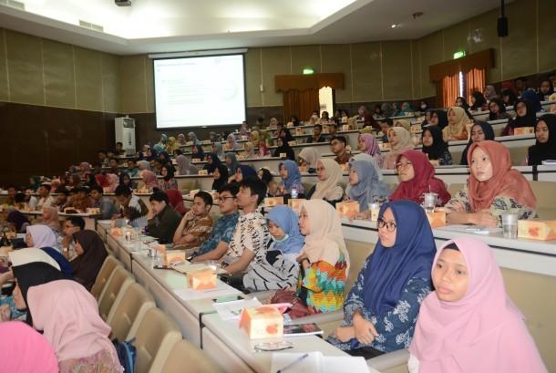 IPB bekerja sama dengan PT  Unilever Indonesia menggelar seminar Inspiring with Unileader.